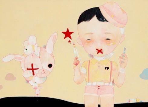 Как болеет за детей Хикари Шимода. Изображение № 38.
