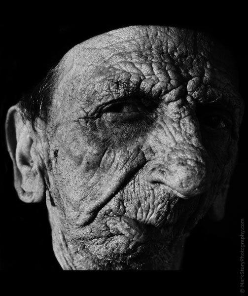 Mark Story – Лица времени, илижизь награни трех веков. Изображение № 9.