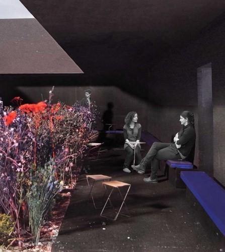 Изображение 2. 11-й павильон для Serpentine Gallery.. Изображение № 2.
