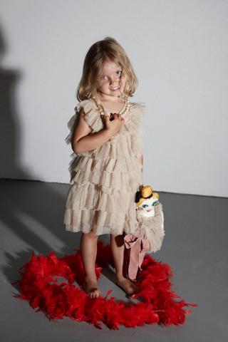 Изображение 2. Показана первая детская коллекция Lanvin.. Изображение № 2.