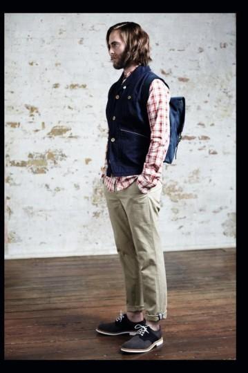 Изображение 10. Ben Sherman Modern Classics Spring/Summer 2011.. Изображение № 11.