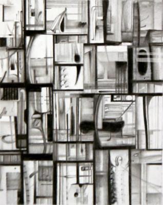 Точка, точка, запятая: 10 современных абстракционистов. Изображение № 82.