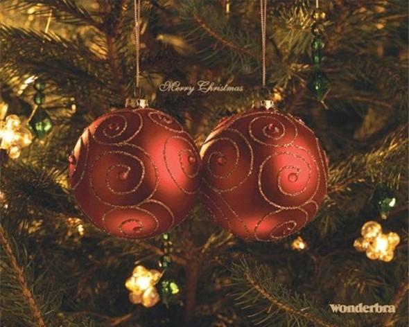 Новогоднее - Рождественский креатив в рекламе. Изображение № 7.
