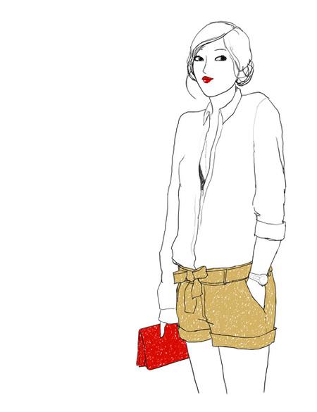 Рисованная мода. Изображение № 2.