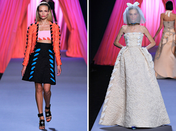 Показы Paris Fashion Week SS 2012: День 5. Изображение № 18.