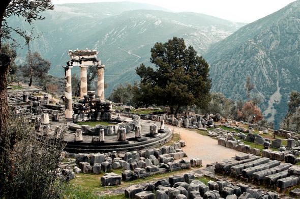 Открытки из Греции. Изображение № 4.