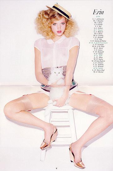 Календарь французского Vogue: отдушина Карин. Изображение № 24.