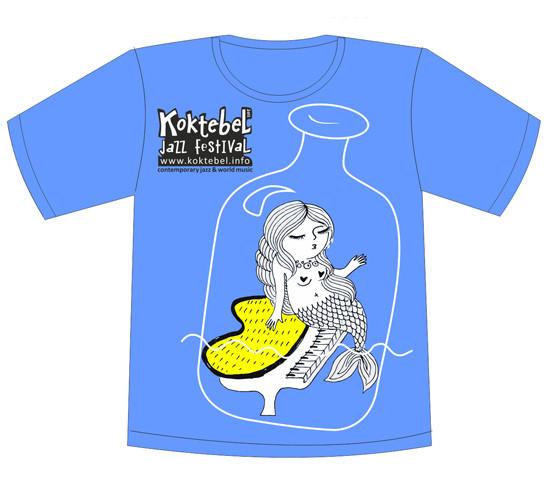 Изображение 38. Кастинг принтов для футболок SEKTA: Koktebel Jazz Fest.. Изображение № 42.