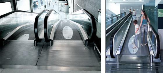 Эскалатор как новое медиа. Изображение № 9.