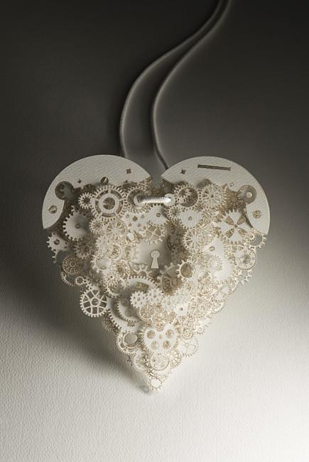 Часовой механизм сердца. Изображение № 4.