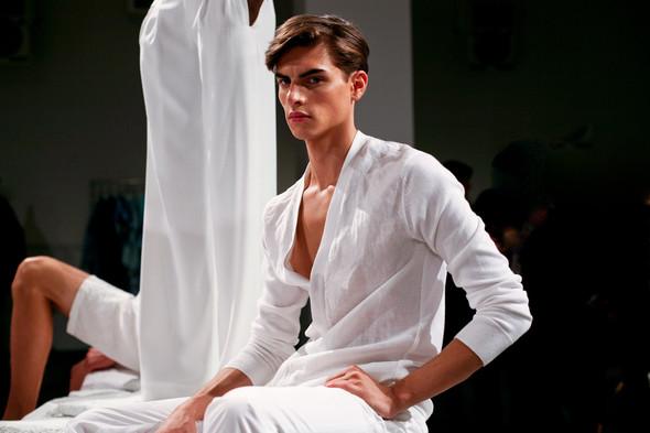 Calvin Klein S/S 12 Presentation. Изображение № 6.