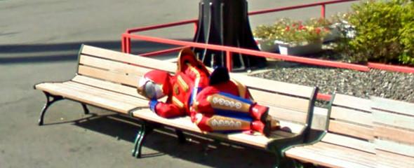 Изображение 3. 9 глаз Google Street View.. Изображение № 3.