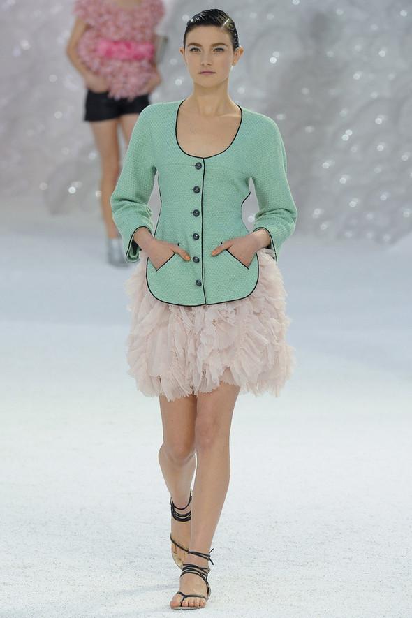 Chanel на Парижской неделе моды. Изображение № 14.