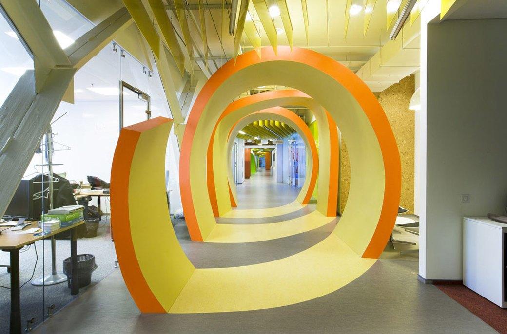 Офис «Яндекса» в Петербурге. Изображение № 12.