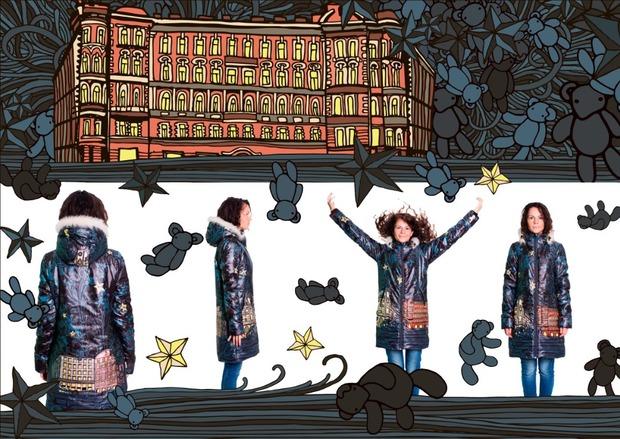 LOOKBOOK: ENA !! Самая весёлая  осень-зима 2012-13. Изображение № 9.