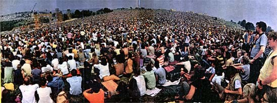 Woodstock. The end of the beautiful dream. Изображение № 1.