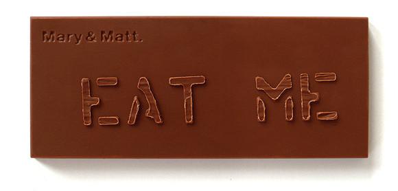 Дизайнерский шоколад от Mary & Matt. Изображение № 9.