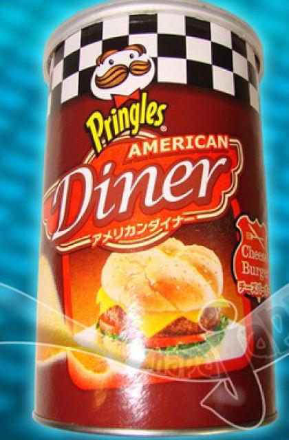 Несъедобное съедобно - какие бывают чипсы. Изображение № 30.