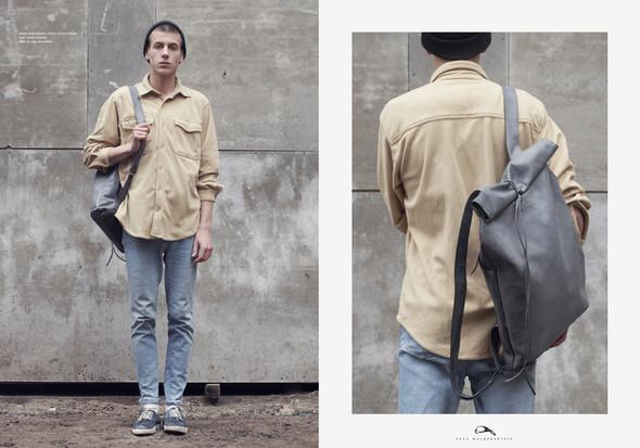 Изображение 6. Летняя коллекция рюкзаков от Asya Malbershein.. Изображение № 13.