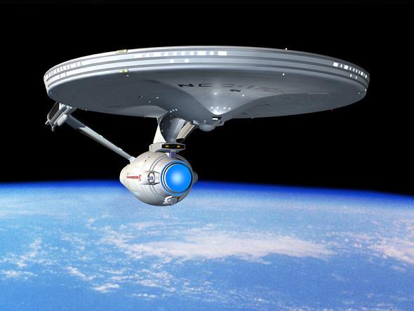 Настоящий Star Trek. Изображение № 2.