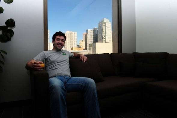 Офис Twitter вСан-Франциско. Изображение № 11.
