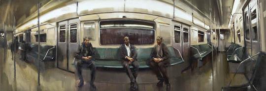 Городской реализм Кима Когана. Изображение № 15.