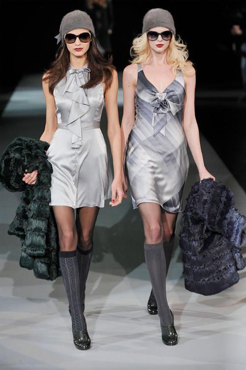 Milan Fashion Week. Вопрос цвета. Изображение № 5.
