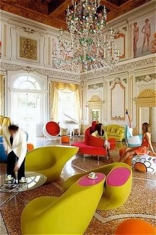 Арт-отель отАлессандро Мендини. Изображение № 10.