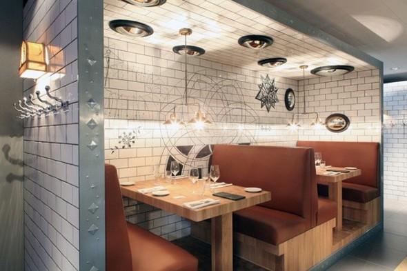 Место есть: Новые рестораны в главных городах мира. Изображение № 99.
