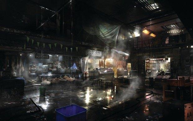 «Утекли» скриншоты неанонсированной игры Deus Ex: Mankind Divided. Изображение № 5.