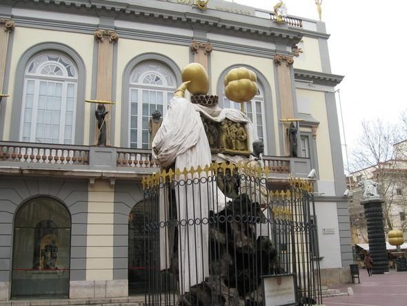 Дом-музей Сальвадора Дали вФигейросе, Испания. Изображение № 4.