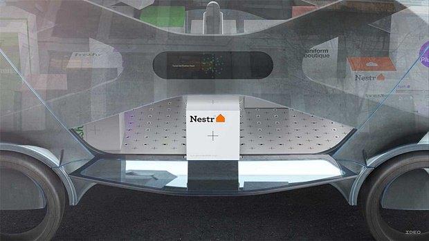 Концепт: как будет выглядеть транспорт в 2029 году. Изображение № 15.
