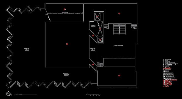 Архитектура дня: музей сволнистым фасадом изнержавеющей стали. Изображение № 15.