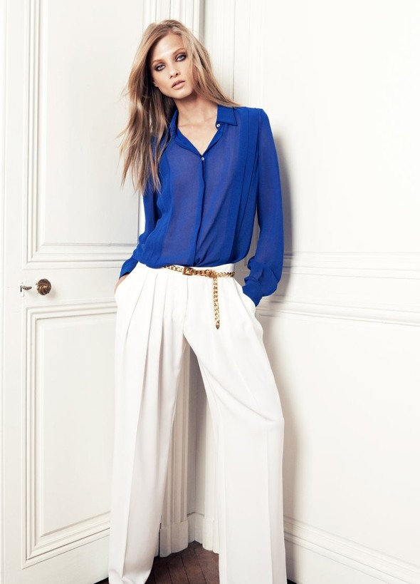 Лукбуки: H&M, Free People, Mango и Zara. Изображение № 47.