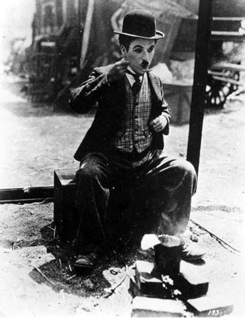Изображение 6. «БЫТЬ САМИМ СОБОЙ». В память о Чарли Чаплине.. Изображение № 8.