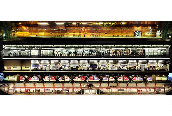 Метрополис: 9 альбомов о подземке в мегаполисах. Изображение № 161.