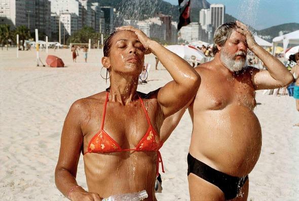Фотограф Magnum Мартин Парр даст мастер-класс на пляже. Изображение № 5.