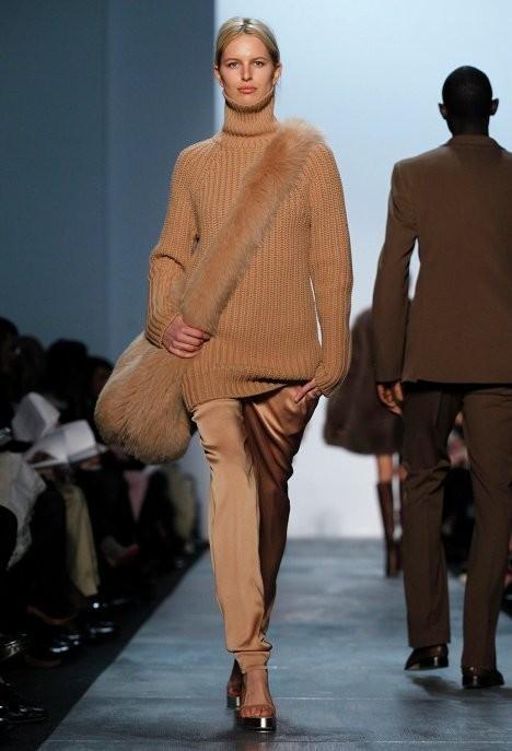 Изображение 20. Неделя Моды в Нью-Йорке. New York Fashion Week.. Изображение № 17.