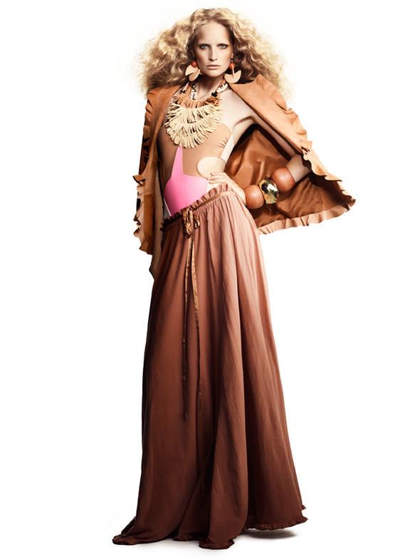 H&M Lookbook Spring 2010. Изображение № 28.