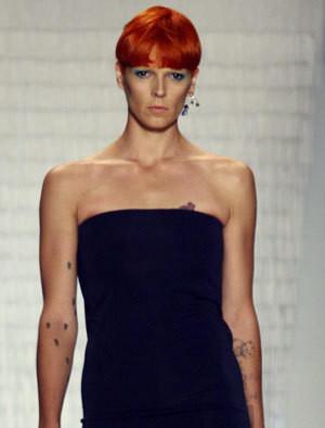Изображение 13. Bimba Bosé - андрогинный персонаж в мире моды и кино.. Изображение № 13.