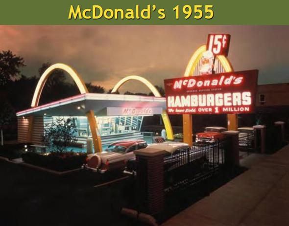 Послание на упаковке: McDonalds. Изображение № 2.