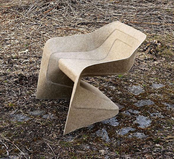 Изображение 5. Мебель из конопли от Werner Aisslinger.. Изображение № 5.