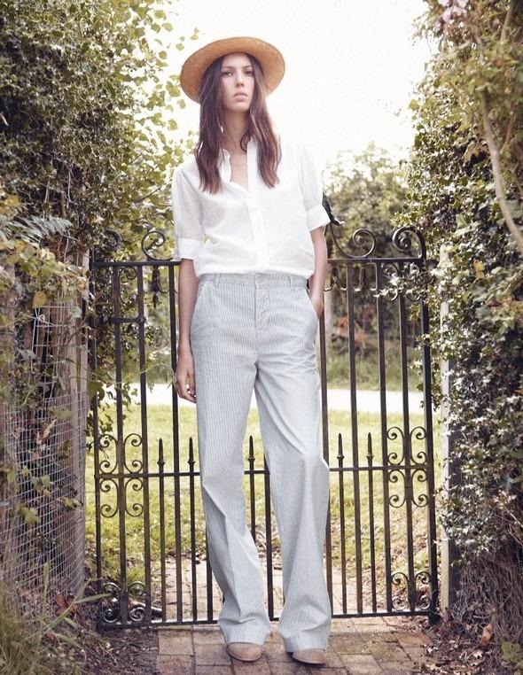 Лукбук: Руби Олдридж для MiH Jeans SS 2012. Изображение № 10.