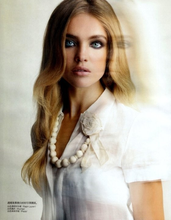 Vogue May 2010 ( Paris, US, China). Изображение № 10.
