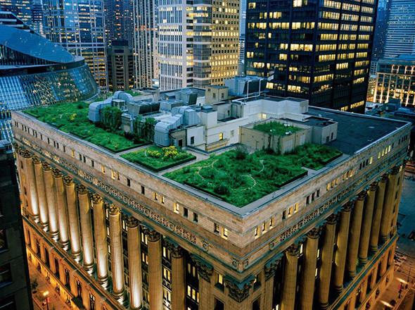 Зеленая архитектура. Изображение № 56.
