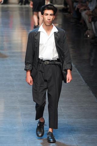 Неделя мужской моды в Милане: День 1. Изображение № 17.