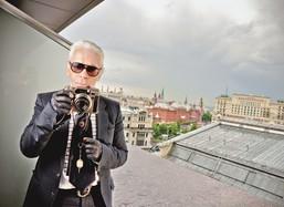 Карл Лагерфельд привез вМоскву Chanel. Изображение № 1.