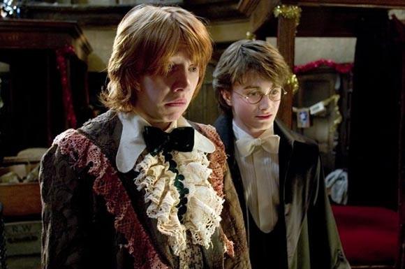 Гарри Поттер итерритория запретной любви: слэшеры. Изображение № 3.