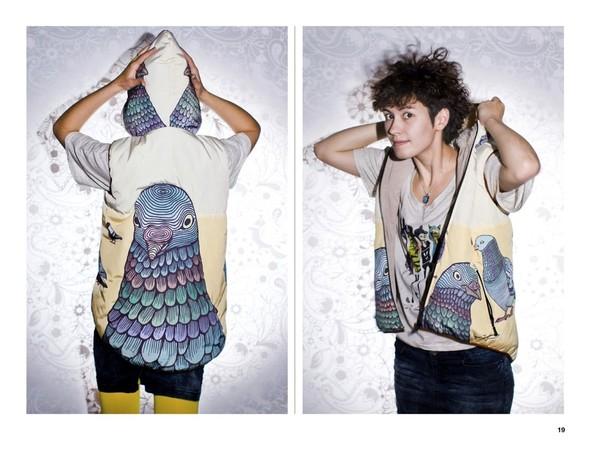 ENA - московский дизайнер молодёжной марки IY & Ena. Изображение № 21.