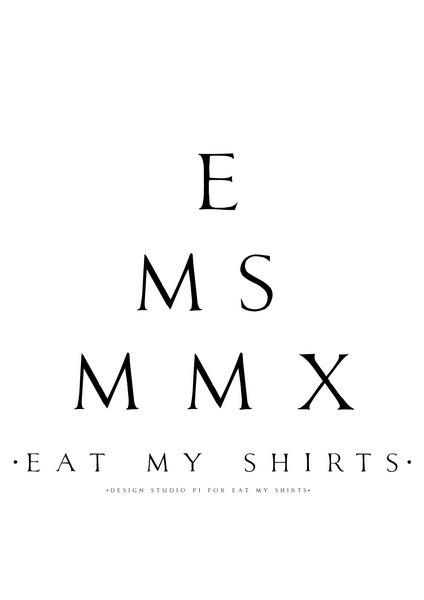 Eat My Shirts от дизайн-группы Пи. Изображение № 4.